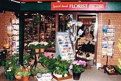 Historic Shop Front of the Original Florist