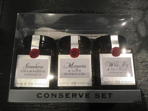Ogilvie Conserve Set