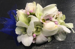 Rose Orchid Geraldton Corsage