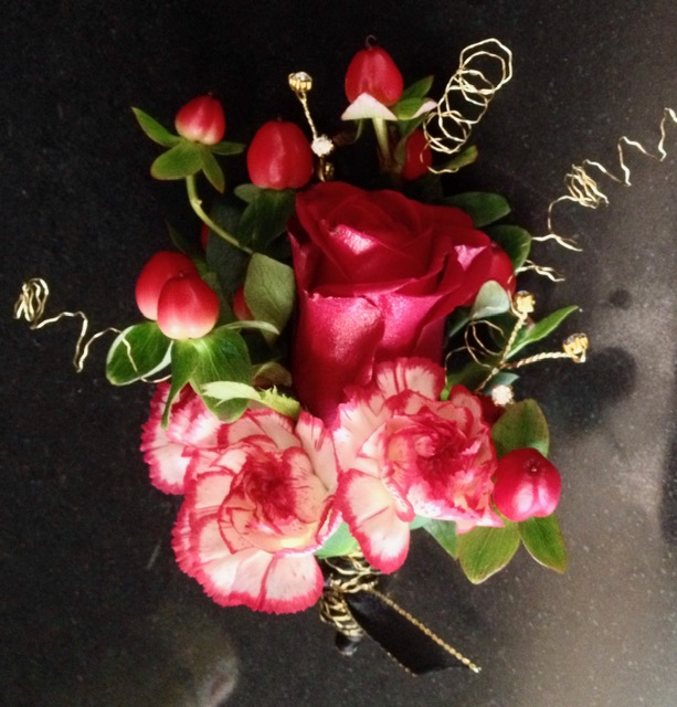 Elaborate Buttonhole