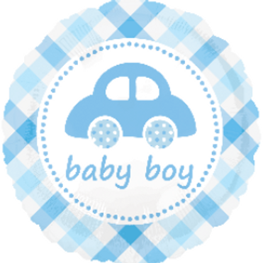 Floral DeVine Hunters Hill Florist Baby Boy Balloon Daily Delivery Gladesville Woolwich Lane Cove Putney Drummoyne Ryde