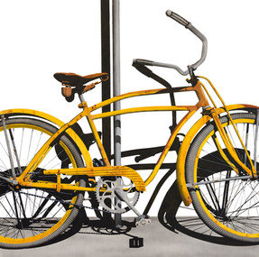 """""""A Yellow Bicycle"""""""