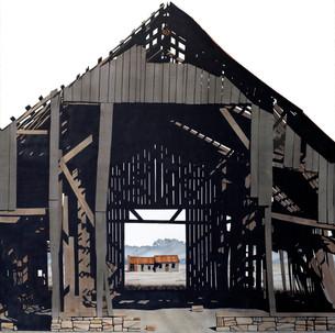 """Newton County Barn with Homestead"""