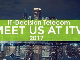 Meet us at International Telecoms Week 2017!