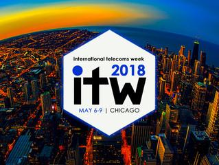 ITD Telecom at International Telecoms Week 2018, Chicago