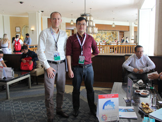 September 12-15, IT-Decision Telecom took part in ACC