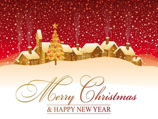 Business Happy New Year Greetings