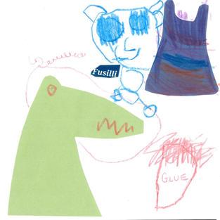 Aliceanna, Age 4