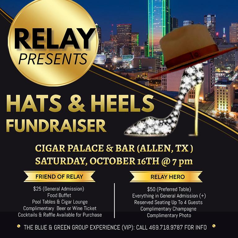 Hats & Heels Fundraiser