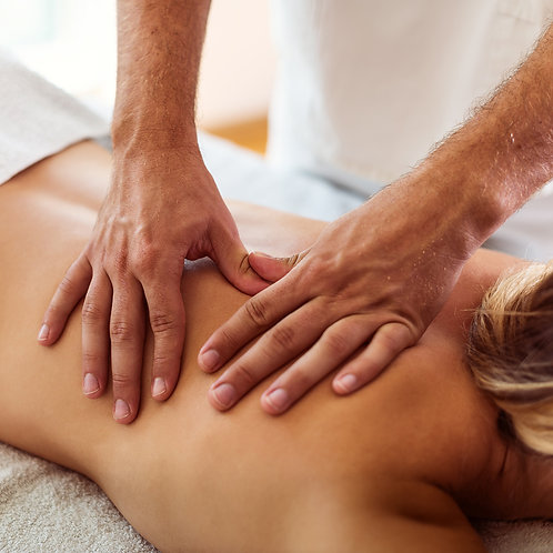 (3) Therapeutic Massages