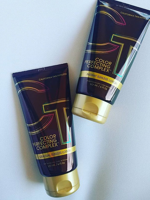 Instant Self Tanning Lotion & Gradual Self Tanning Lotion