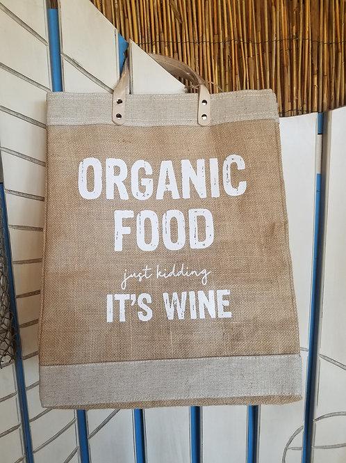 Organic Food Tote