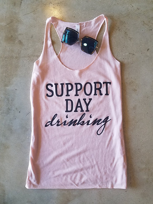 Support Day Drinking Tank