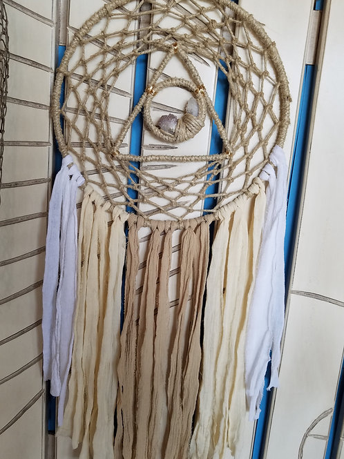 Crystal Tringle Dreamcatcher Nude