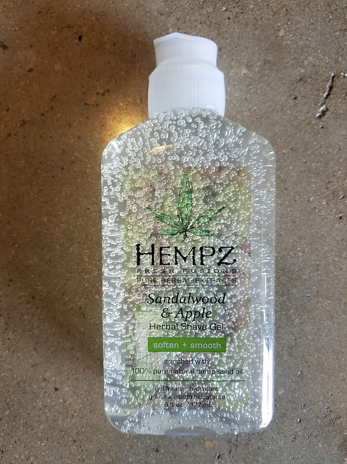 HEMPZ Shave Gel