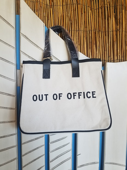 Out Of Office Tote