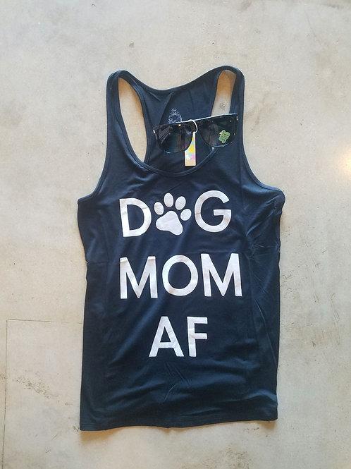 Dog Mom AF Tank