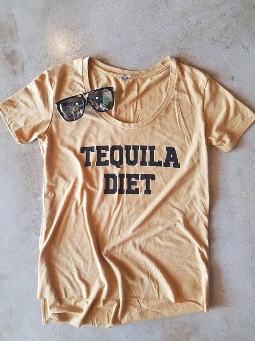 Tequila Diet Tshirt
