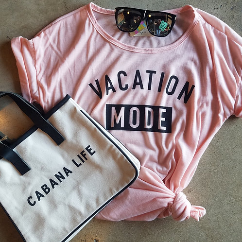 Vacation Mode Top