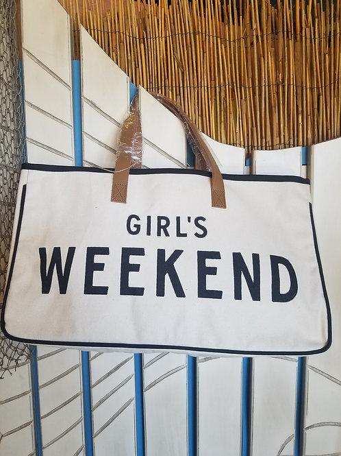 Girls Weekend Bag