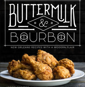 Jason Santos's first cookbook is a collection of Buttermilk & Bourbon's greatest hits