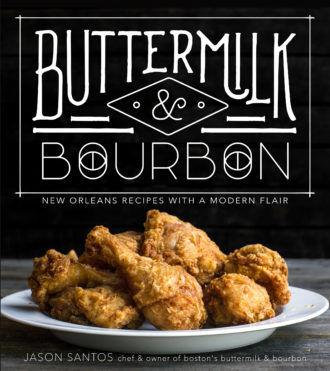 Buttermilk & Bourbon Recipe Book by Jason Santos