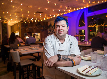 Sorry, COVID-19: Jason Santos is opening a new restaurant