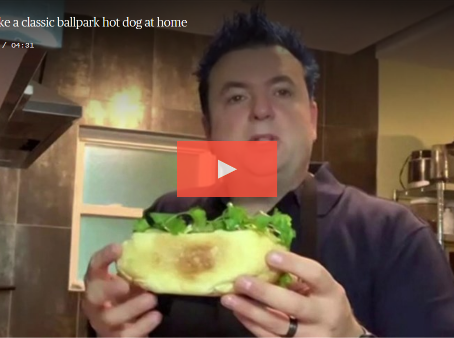 Today Show: Enjoy ballpark-style hot dogs without ever leaving home