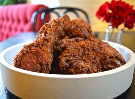 Jason Santos' buttermilk fried chicken will add crunch to your kitchen game