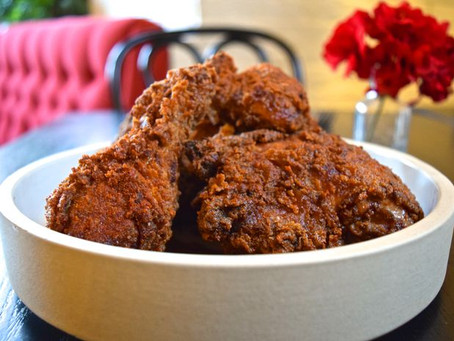 Jason Santos' buttermilk fried chicken will add crunch to your kitchen game