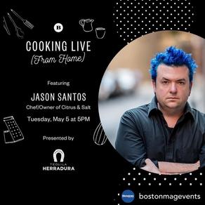 Cooking Live (a Cinco de Mayo special edition) presented by Tequila Herradura