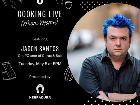 Cooking Live (a Cinco de Mayo special edition) presented by Tequila Herradura