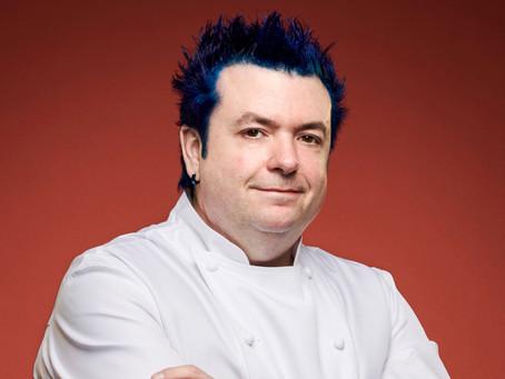 Chef Jason Santos Returns to Gordon Ramsay's Hell's Kitchen