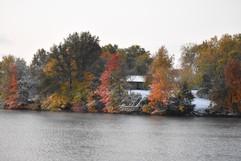 """""""Fall on the Lake in November"""" Steven Tolivar"""