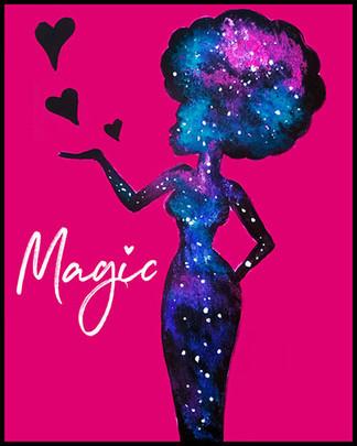 A Girl's Magic