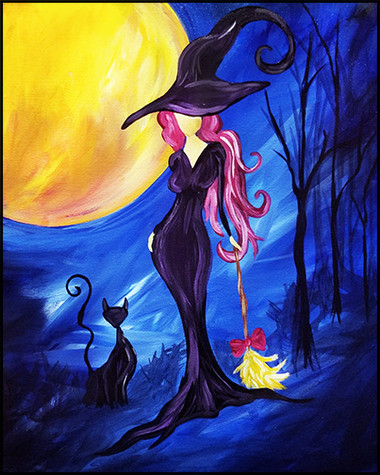 Witch's Night
