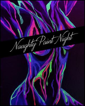 Naughty Night Blacklight Body