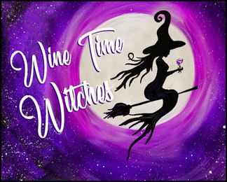 Wine Time Witches