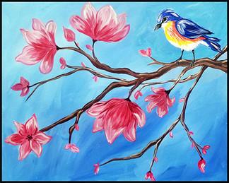 Magnolia Bird