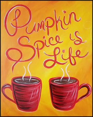 Pumpkin Spice is Life