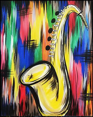 Jazz! Sax