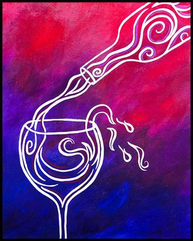 An Artsy Pour