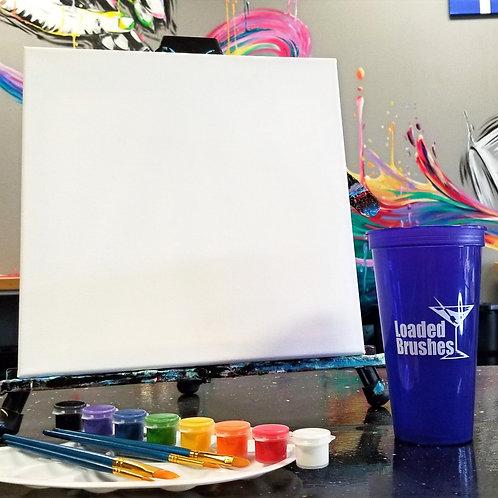 Art Kit 12x12 Canvas