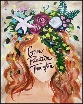 Grow Positive Thoughts