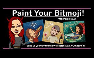 Paint Your Bitmoji