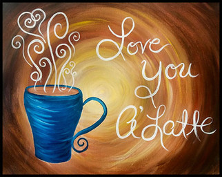 Love You A'Latte