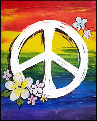 Peace and Love is Love