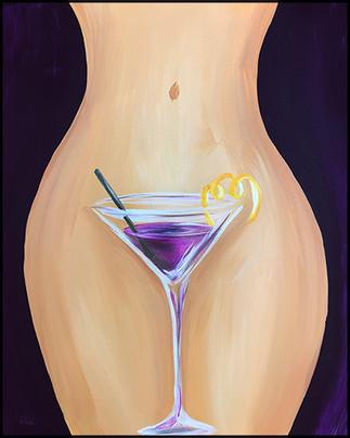 Naughty Martini