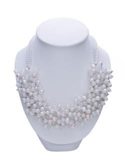 Pärlor och kristaller