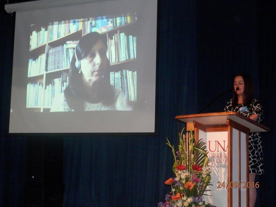 Costa Rica, 2016 (videoconferencia)